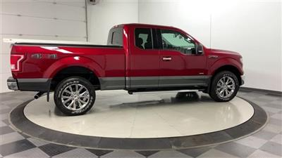 2017 F-150 Super Cab 4x4, Pickup #W3709 - photo 34