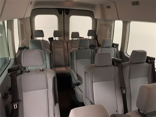2019 Ford Transit 350 Med Roof RWD, Passenger Wagon #W4067 - photo 12