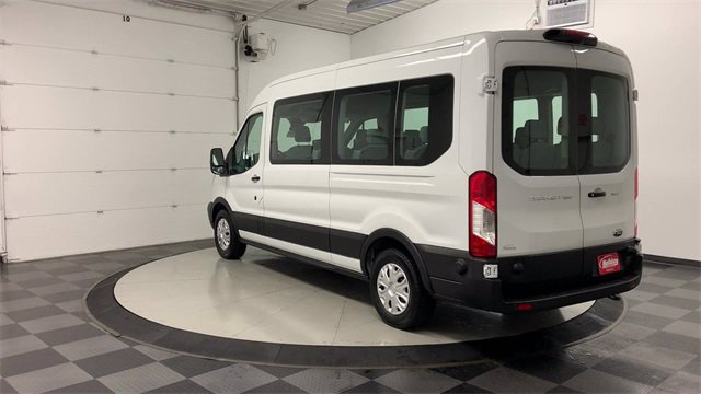 2019 Ford Transit 350 Med Roof RWD, Passenger Wagon #W4067 - photo 4
