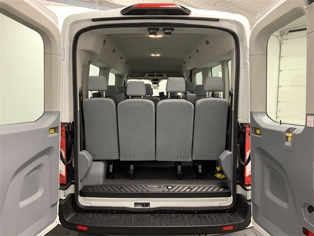 2019 Ford Transit 350 Med Roof RWD, Passenger Wagon #W4067 - photo 24