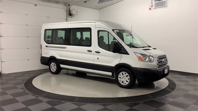 2019 Ford Transit 350 Med Roof RWD, Passenger Wagon #W4067 - photo 3