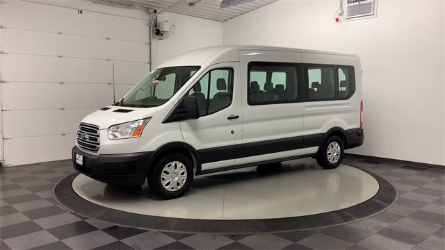 2019 Ford Transit 350 Med Roof RWD, Passenger Wagon #W4067 - photo 28