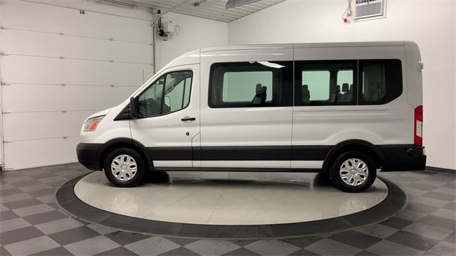 2019 Ford Transit 350 Med Roof RWD, Passenger Wagon #W4067 - photo 29