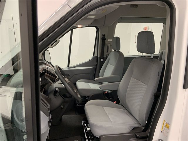 2019 Ford Transit 350 Med Roof RWD, Passenger Wagon #W4067 - photo 9