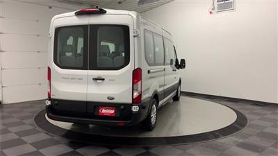 2019 Ford Transit 350 Med Roof RWD, Passenger Wagon #W4067 - photo 30