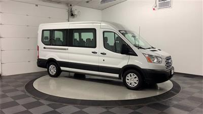 2019 Ford Transit 350 Med Roof RWD, Passenger Wagon #W4067 - photo 31