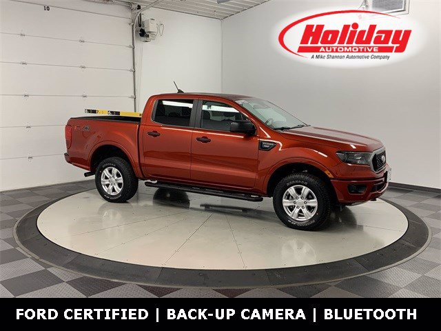 2019 Ford Ranger SuperCrew Cab 4x4, Pickup #W4449 - photo 1