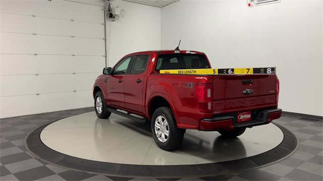 2019 Ford Ranger SuperCrew Cab 4x4, Pickup #W4449 - photo 4