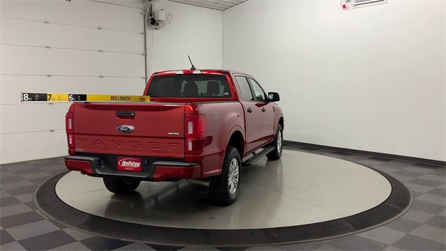 2019 Ford Ranger SuperCrew Cab 4x4, Pickup #W4449 - photo 30