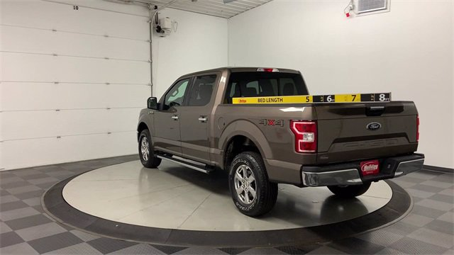 2019 Ford F-150 SuperCrew Cab 4x4, Pickup #W4460 - photo 3
