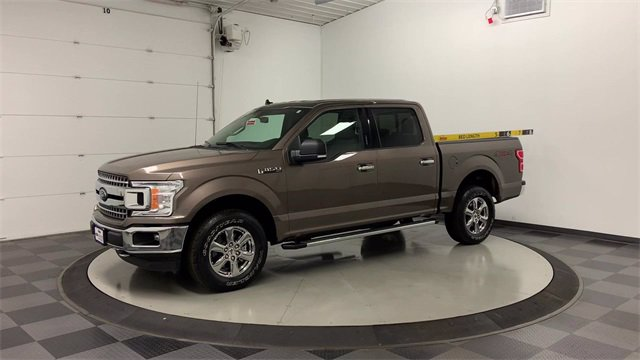 2019 Ford F-150 SuperCrew Cab 4x4, Pickup #W4460 - photo 35