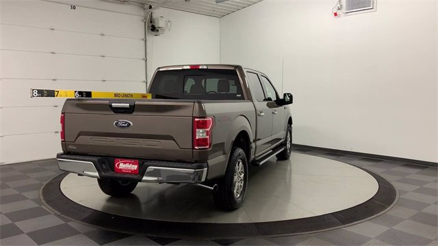 2019 Ford F-150 SuperCrew Cab 4x4, Pickup #W4460 - photo 2
