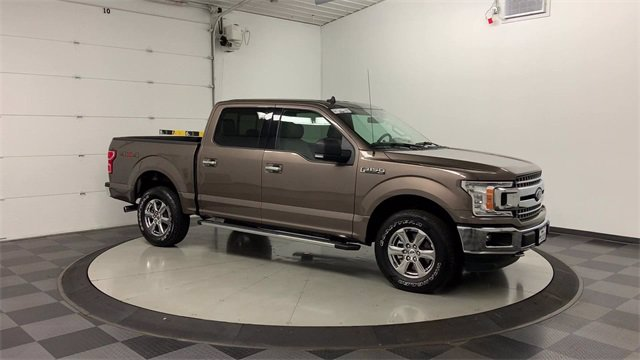 2019 Ford F-150 SuperCrew Cab 4x4, Pickup #W4460 - photo 38