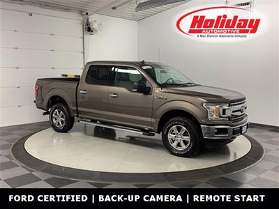 2019 Ford F-150 SuperCrew Cab 4x4, Pickup #W4460 - photo 1