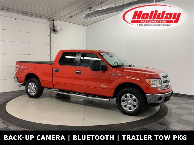 2013 Ford F-150 SuperCrew Cab 4x4, Pickup #W4541A - photo 1