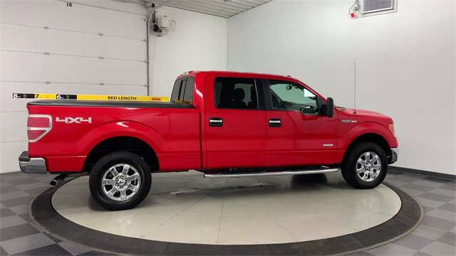 2013 Ford F-150 SuperCrew Cab 4x4, Pickup #W4541A - photo 2