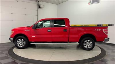 2013 Ford F-150 SuperCrew Cab 4x4, Pickup #W4541A - photo 3