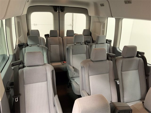 2019 Ford Transit 350 Med Roof RWD, Passenger Wagon #W4589 - photo 11