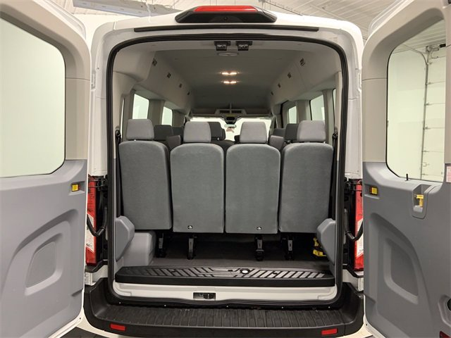2019 Ford Transit 350 Med Roof RWD, Passenger Wagon #W4589 - photo 23