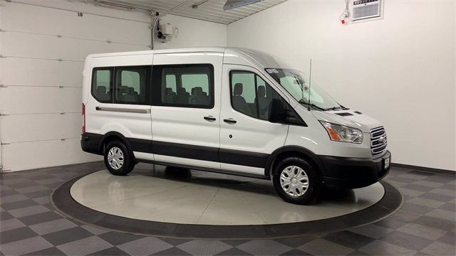 2019 Ford Transit 350 Med Roof RWD, Passenger Wagon #W4589 - photo 31