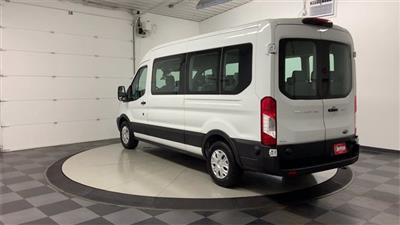 2019 Ford Transit 350 Med Roof RWD, Passenger Wagon #W4589 - photo 4