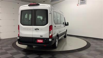 2019 Ford Transit 350 Med Roof RWD, Passenger Wagon #W4589 - photo 2
