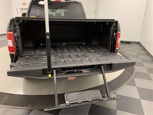 2018 Ford F-150 SuperCrew Cab 4x4, Pickup #W4821 - photo 28