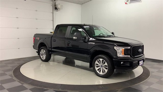 2018 Ford F-150 SuperCrew Cab 4x4, Pickup #W4821 - photo 32
