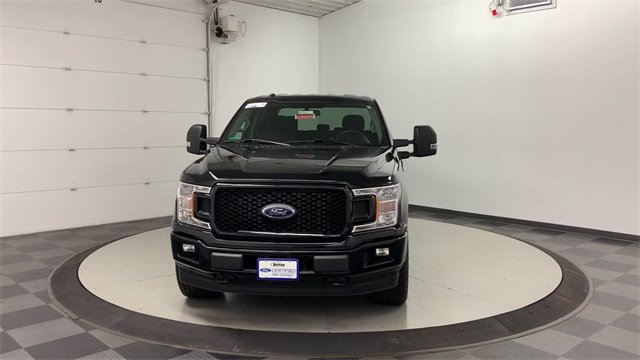2018 Ford F-150 SuperCrew Cab 4x4, Pickup #W4821 - photo 33