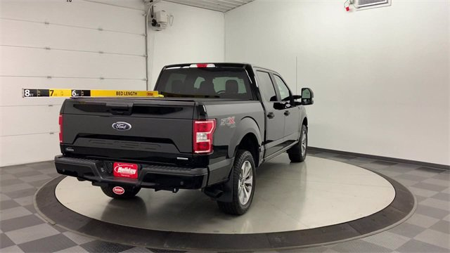 2018 Ford F-150 SuperCrew Cab 4x4, Pickup #W4821 - photo 2