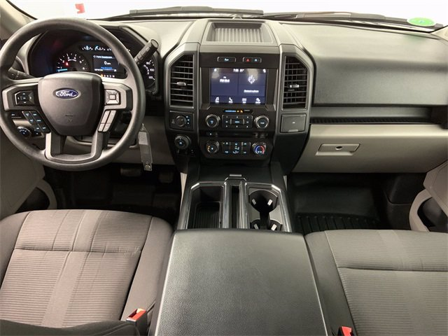2018 Ford F-150 SuperCrew Cab 4x4, Pickup #W4821 - photo 5