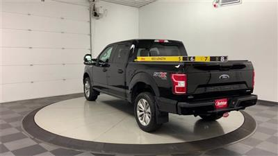 2018 Ford F-150 SuperCrew Cab 4x4, Pickup #W4821 - photo 4