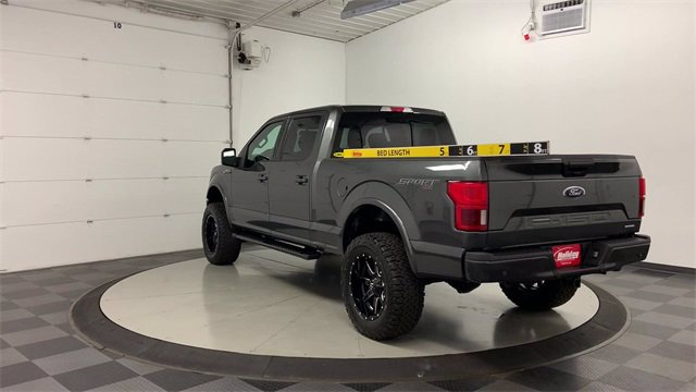 2020 Ford F-150 SuperCrew Cab 4x4, Pickup #W4822 - photo 3