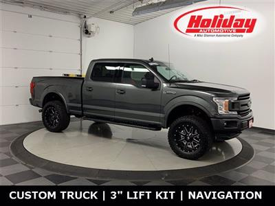 2020 Ford F-150 SuperCrew Cab 4x4, Pickup #W4822 - photo 1