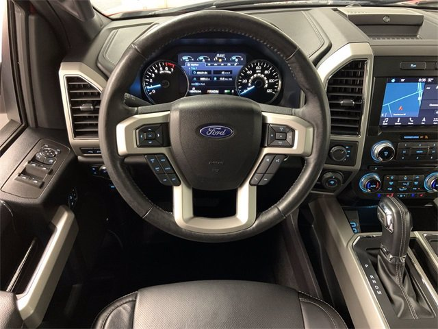 2018 Ford F-150 SuperCrew Cab 4x4, Pickup #W5010 - photo 16