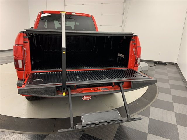 2018 Ford F-150 SuperCrew Cab 4x4, Pickup #W5010 - photo 35