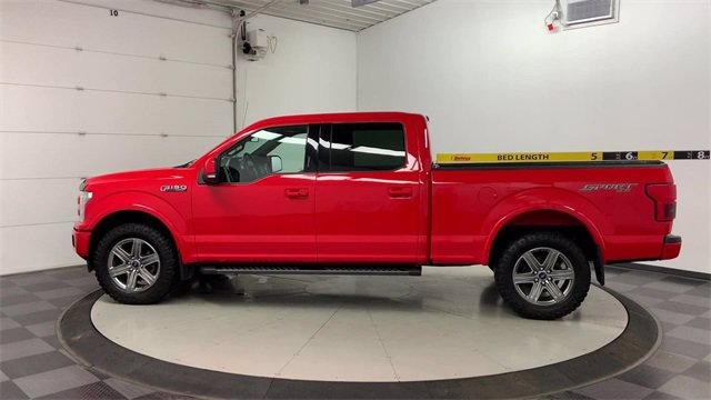 2018 Ford F-150 SuperCrew Cab 4x4, Pickup #W5010 - photo 42