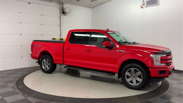 2018 Ford F-150 SuperCrew Cab 4x4, Pickup #W5010 - photo 44