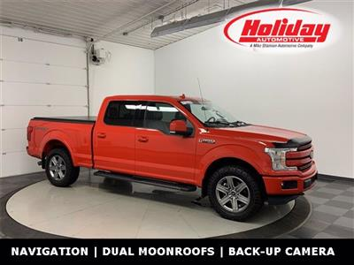 2018 Ford F-150 SuperCrew Cab 4x4, Pickup #W5010 - photo 1