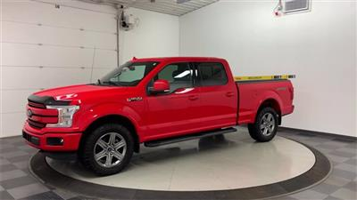 2018 Ford F-150 SuperCrew Cab 4x4, Pickup #W5010 - photo 41