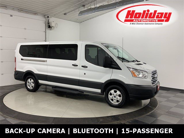 2017 Ford Transit 350 Low Roof 4x2, Passenger Wagon #W5050 - photo 1