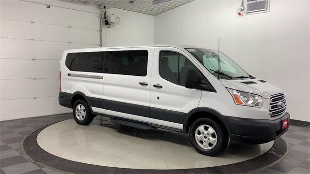 2017 Ford Transit 350 Low Roof 4x2, Passenger Wagon #W5050 - photo 25