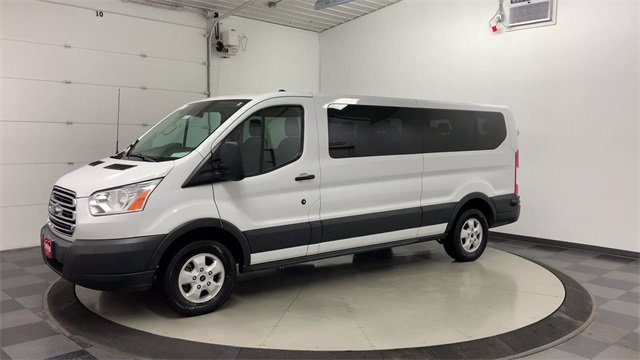 2017 Ford Transit 350 Low Roof 4x2, Passenger Wagon #W5050 - photo 27