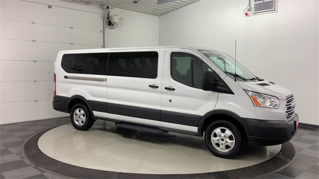 2017 Ford Transit 350 Low Roof 4x2, Passenger Wagon #W5050 - photo 30