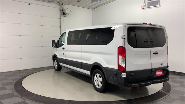 2017 Ford Transit 350 Low Roof 4x2, Passenger Wagon #W5050 - photo 3