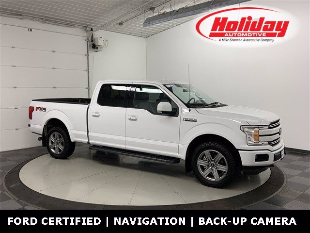 2018 Ford F-150 SuperCrew Cab 4x4, Pickup #W5091 - photo 1