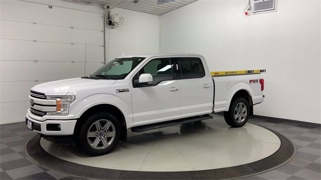 2018 Ford F-150 SuperCrew Cab 4x4, Pickup #W5091 - photo 39