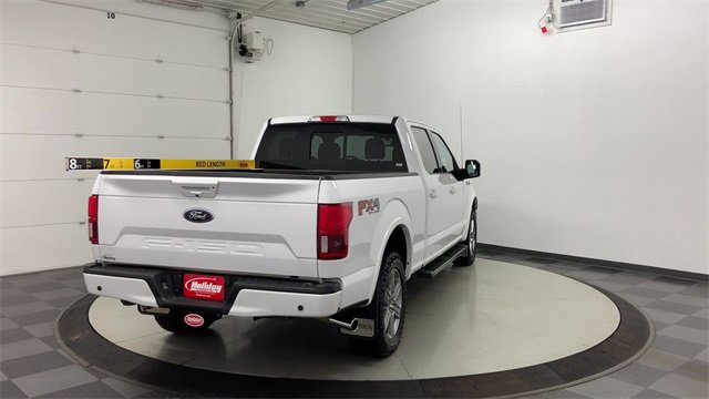 2018 Ford F-150 SuperCrew Cab 4x4, Pickup #W5091 - photo 2