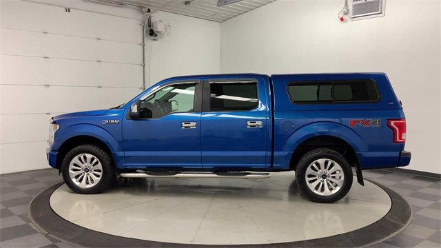 2016 Ford F-150 SuperCrew Cab 4x4, Pickup #W5096 - photo 32