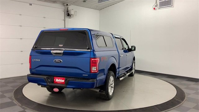 2016 Ford F-150 SuperCrew Cab 4x4, Pickup #W5096 - photo 2